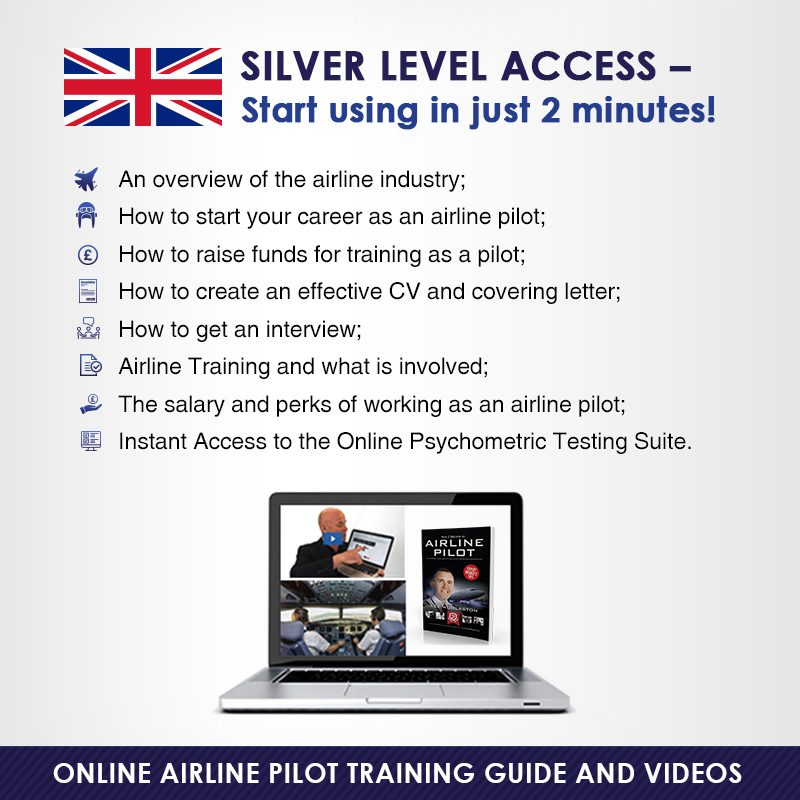 Airline Pilot Silver edition Instant Access