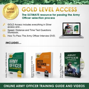Army Officer gold edition Instant Access