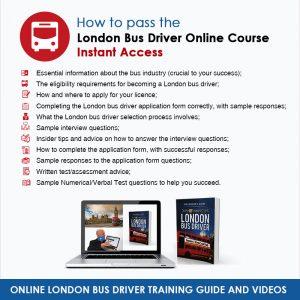 Online London Bus Driver Instant Access