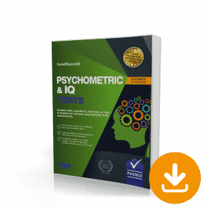 Sample tests, questions, and help to prepare for and pass the psychometric and IQ tests