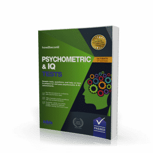 Sample tests, questions, and help to prepare for and pass the psychometric and IQ assessments