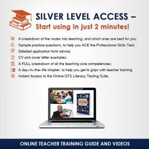Teacher Silver edition Instant Access