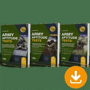 Army Aptitude Tests Platinum Pack Download