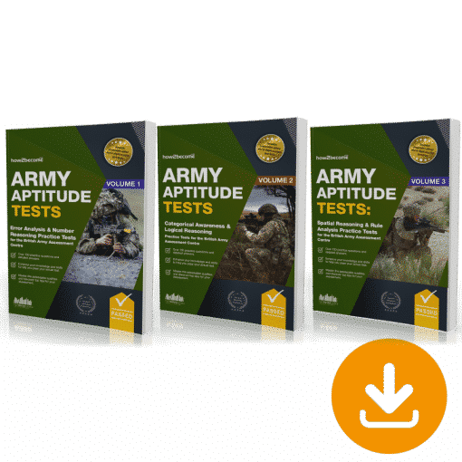 Army Aptitude Tests Platinum Pack Download