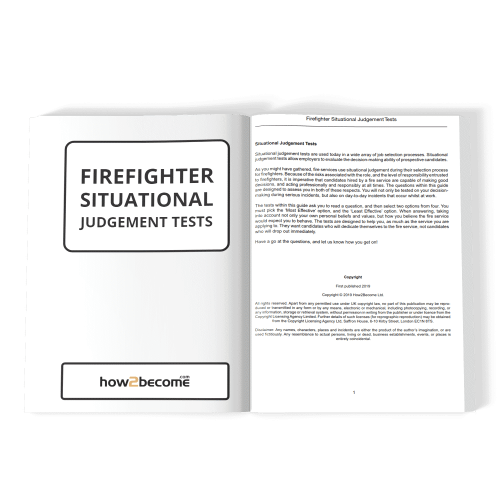 Firefighter Situational Judgement Questions Download