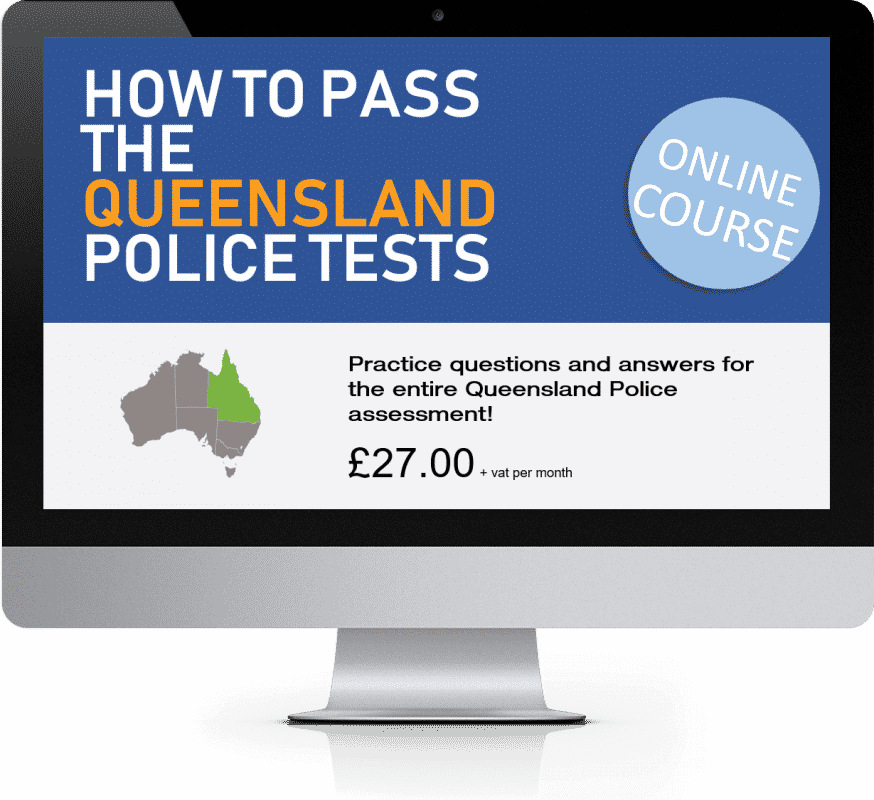 pass the australian police tests