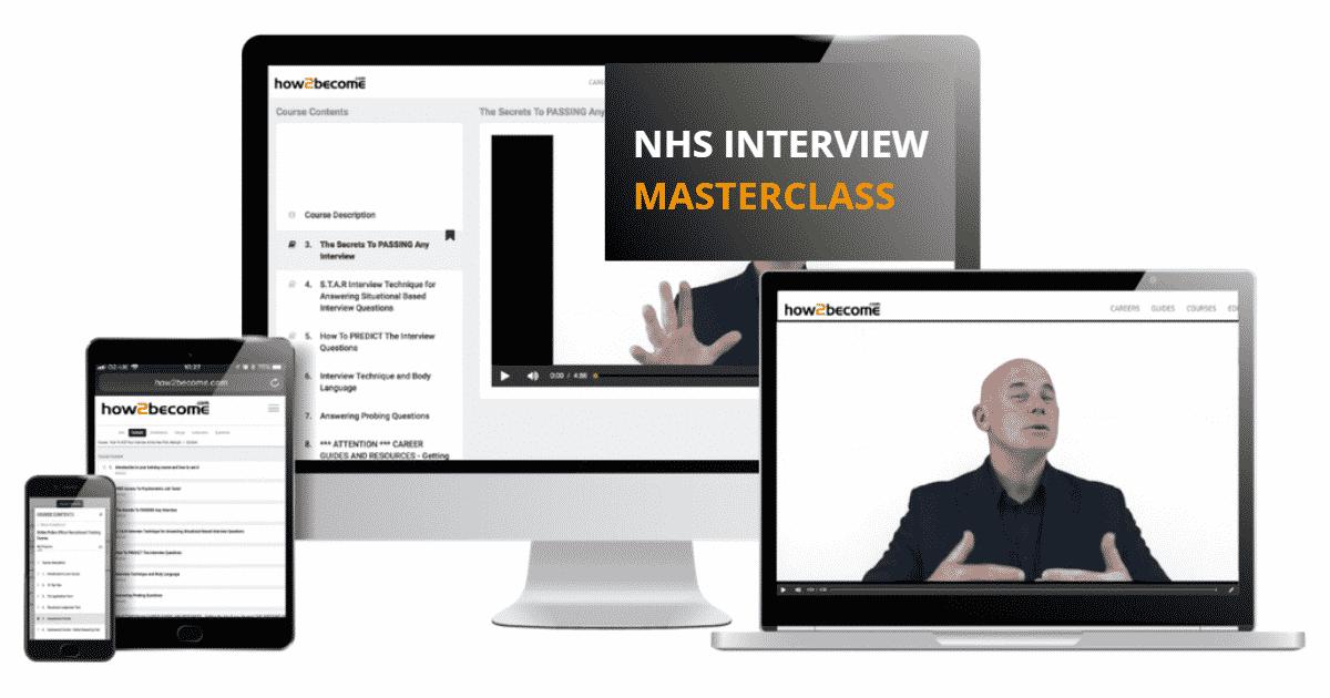 NHS Interview MASTERCLASS