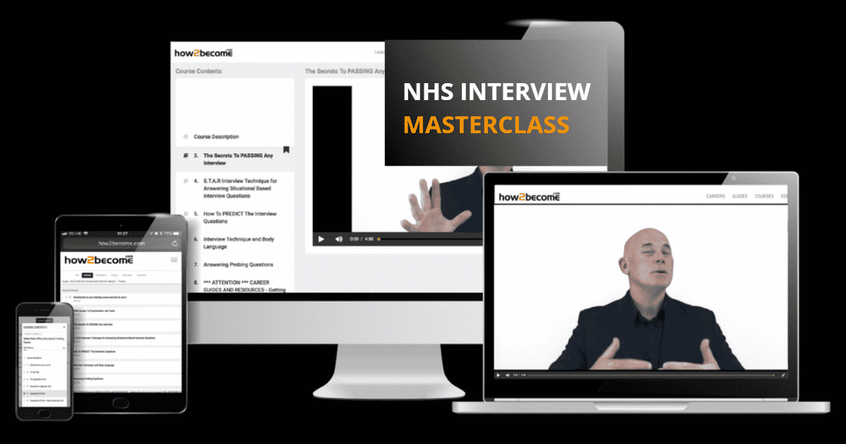 NHS Online Masterclass