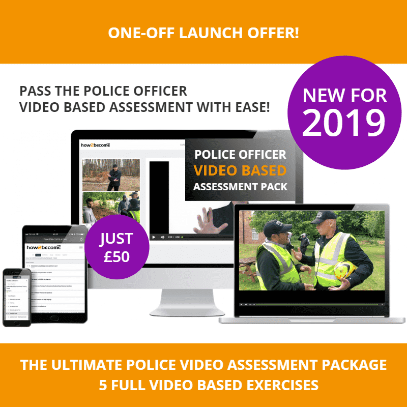 Police Video Based Assessment Package