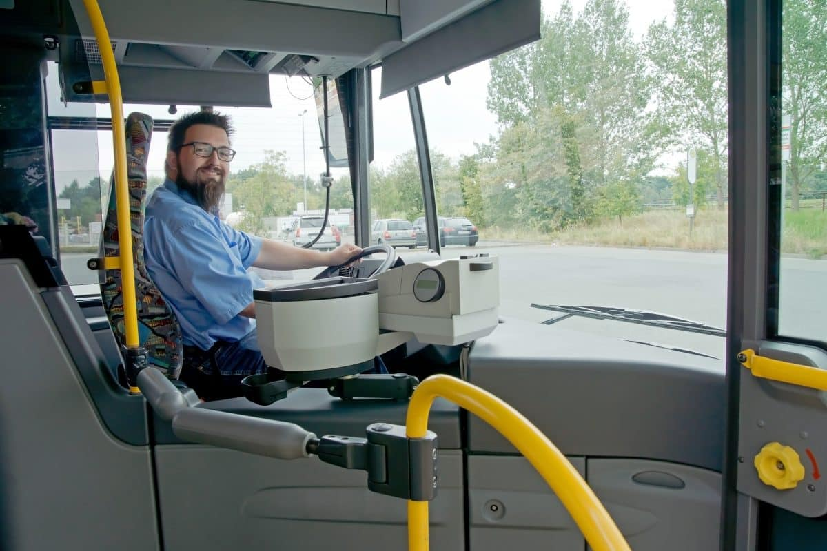 Civil service careers include bus driving, manufacturing, and more!