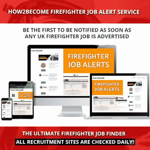 UK Firefighter Job Alert Service