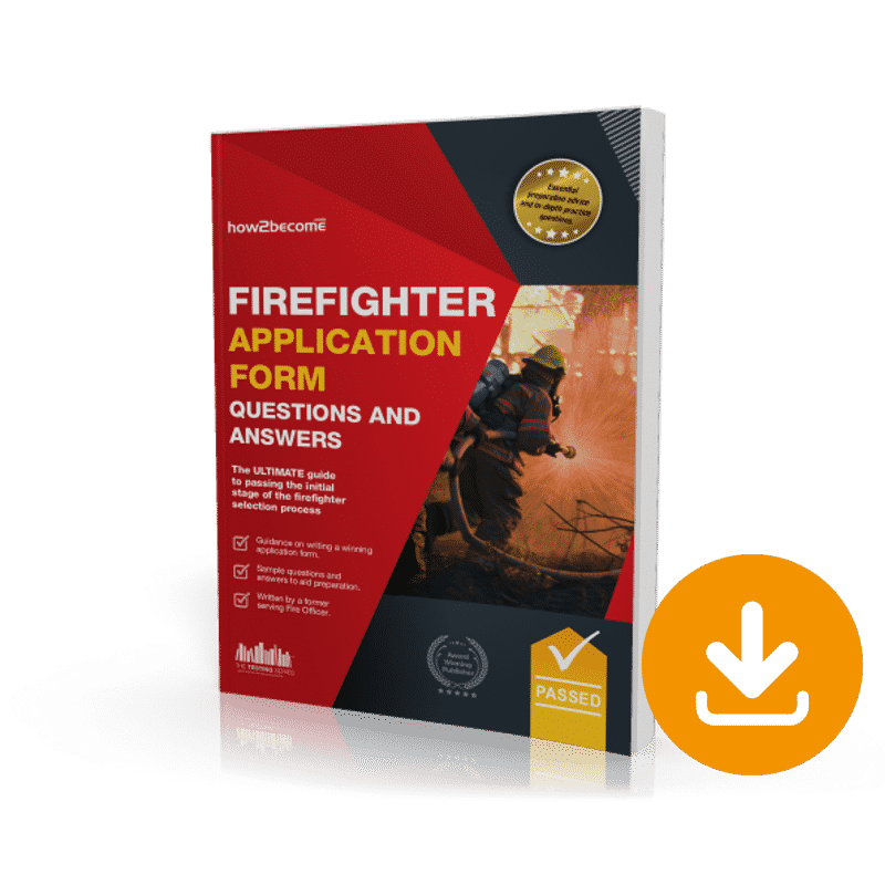 Firefighter Application Form Questions and Answers Download