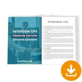 Interview Tips Premium Edition Questions and Answers