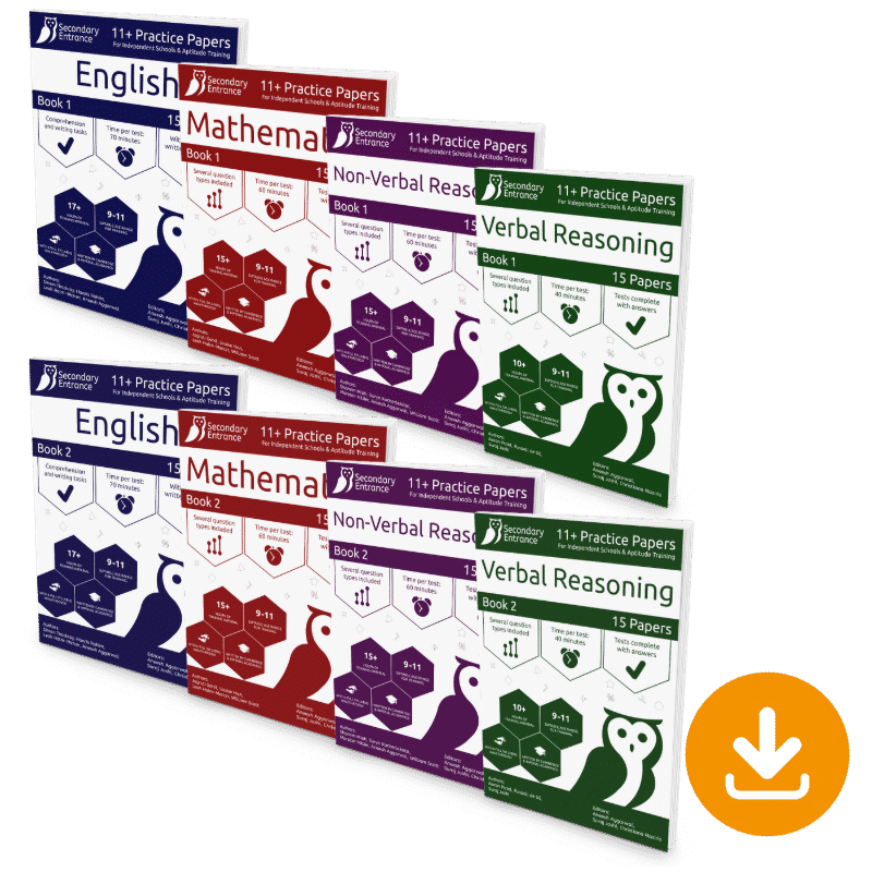 Independent 11 Plus Practice Papers Platinum Pack Download