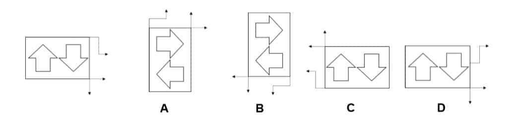 Non Verbal Reasoning Practice Question 3