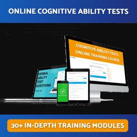 Online Cognitive Ability Assessment Training Course