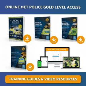 Online MET Police Gold Level Access