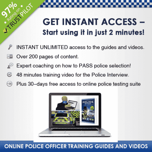 Online Police Officer Silver Access Bundle How2Become