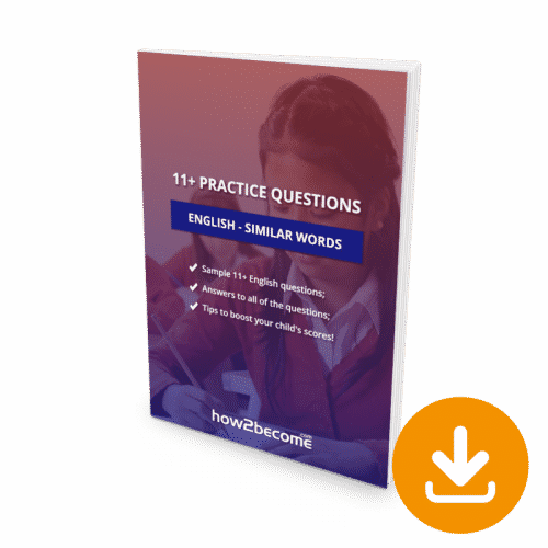 11 Plus Questions English Similar Words Download