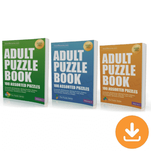 Adult Puzzle Pack Download