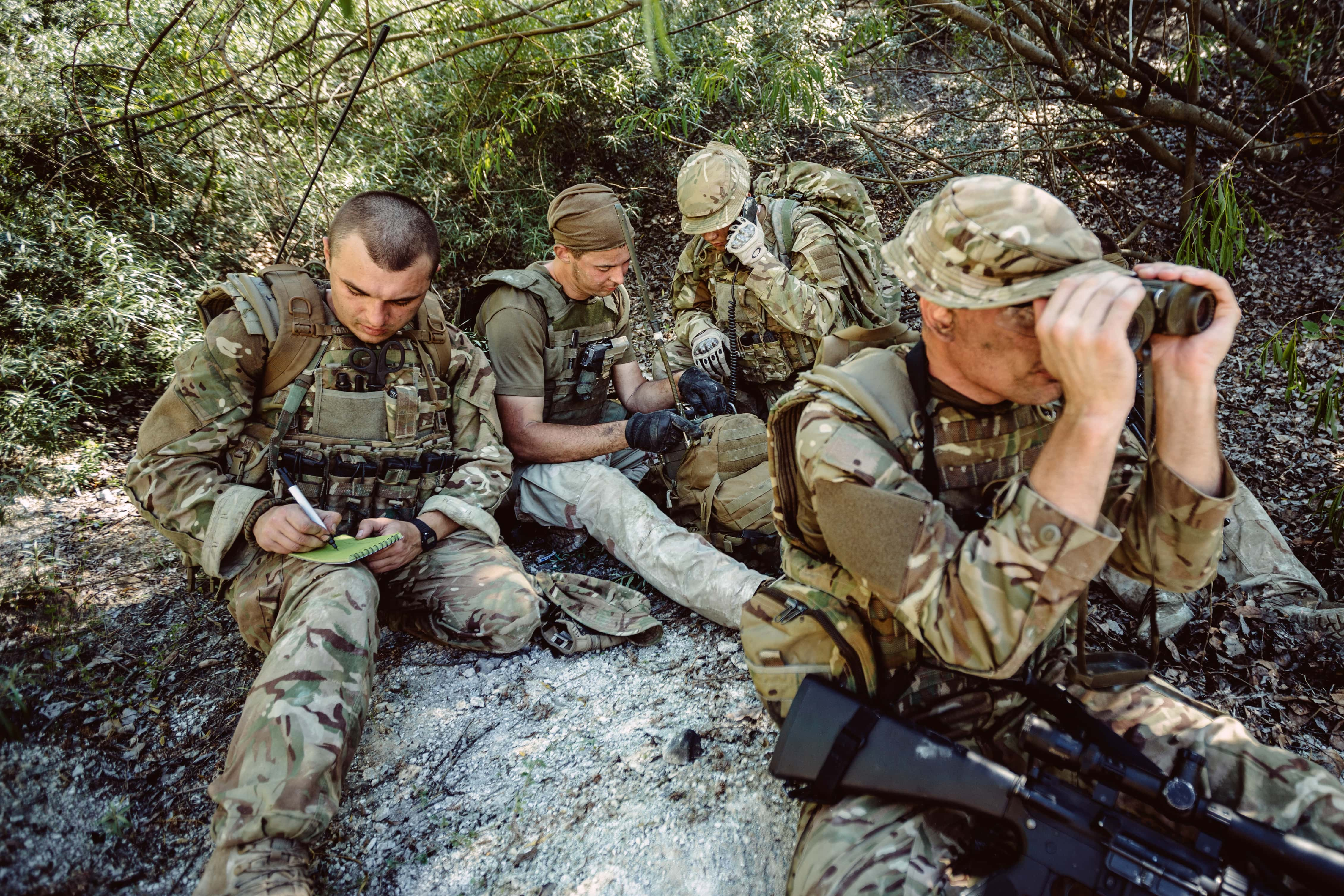 Army Officer AOSB Assessment Process