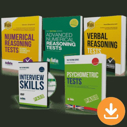 Assessment Centre Platinum Pack Download