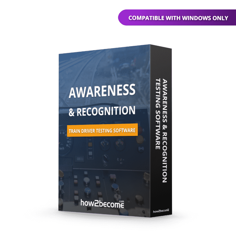 Awareness and Recognition Testing Software