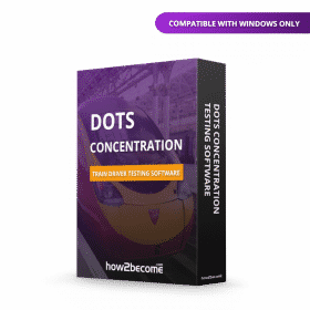 Dots Concentration Testing Software