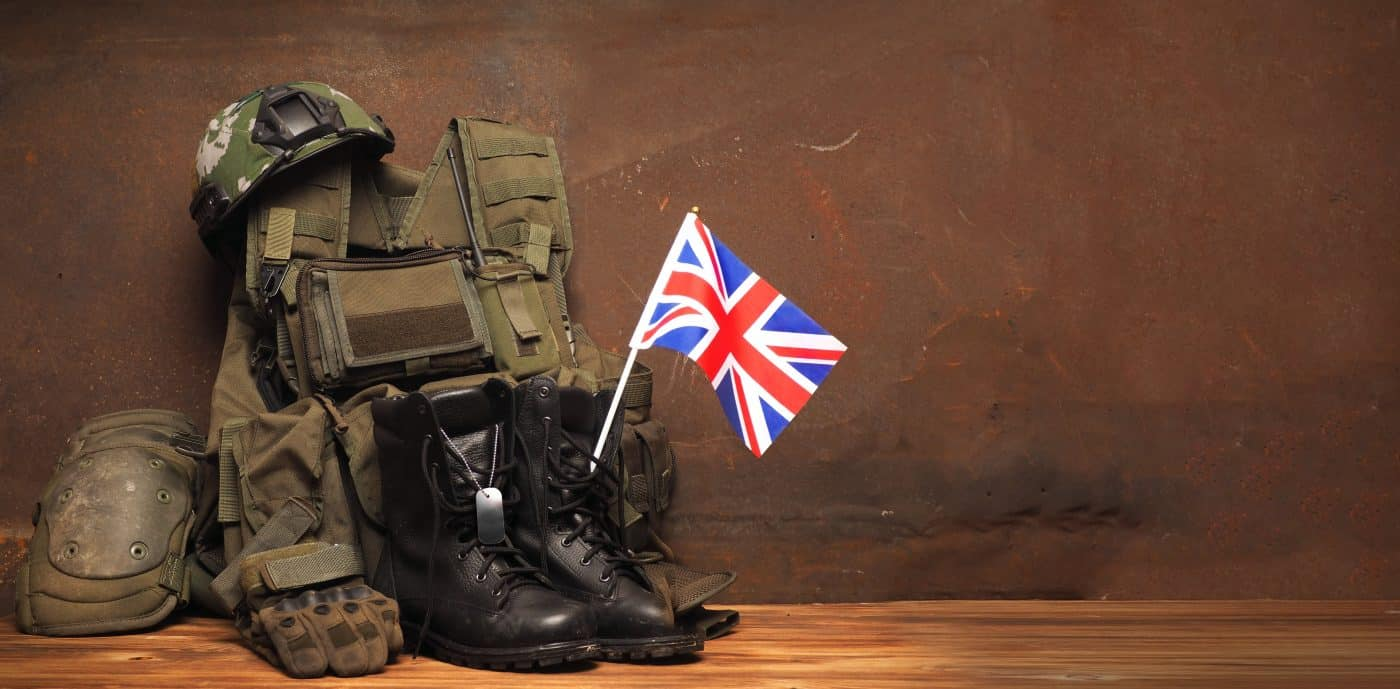 Join the British Army as a Commonwealth Citizen Online Training Course