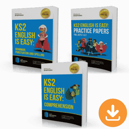 Key Stage 2 English is Easy Platinum Pack Download
