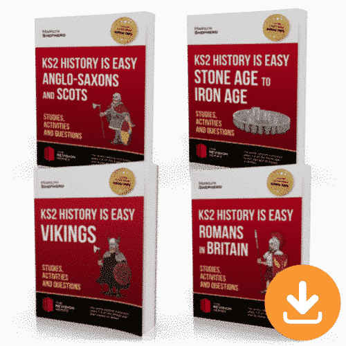Key Stage 2 History is Easy Platinum Pack Download