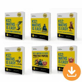 Key Stage 2 Maths is Easy 6 Book Platinum Pack Download