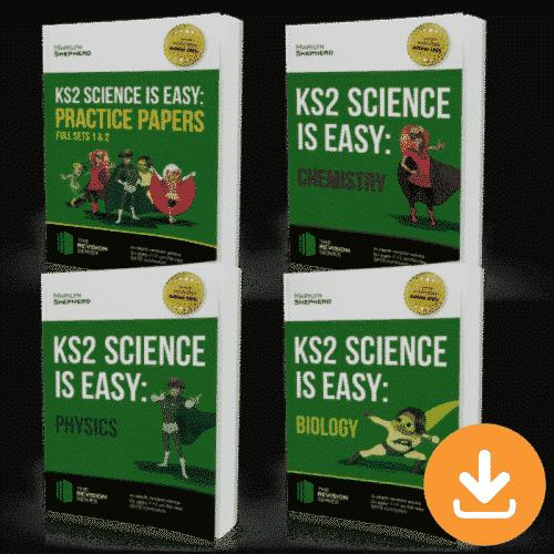 Key Stage 2 Science is Easy Platinum Pack Download