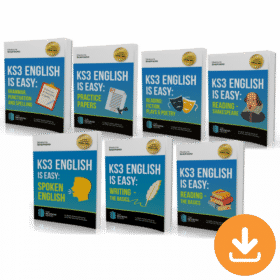 Key Stage 3 English is Easy 7 Book Platinum Pack Download