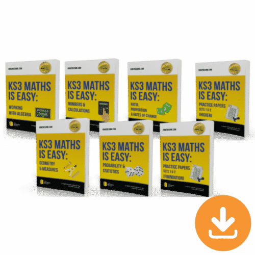 Key Stage 3 Maths is Easy Platinum Pack Download