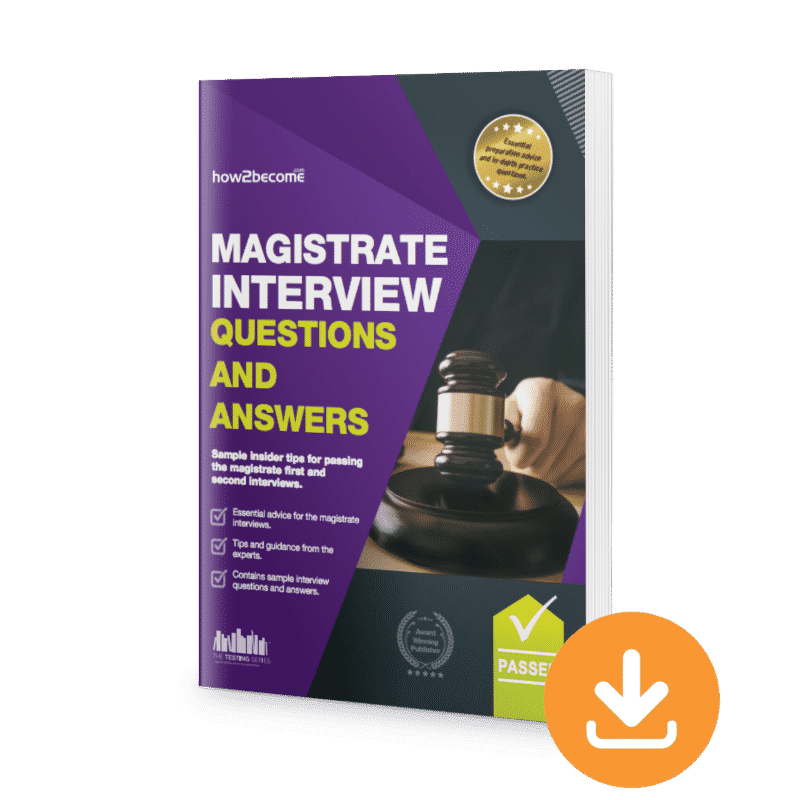 Magistrate Interview Questions and Answers Download