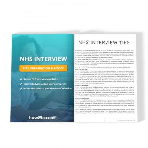 NHS Interview Questions Tips and Advice Download