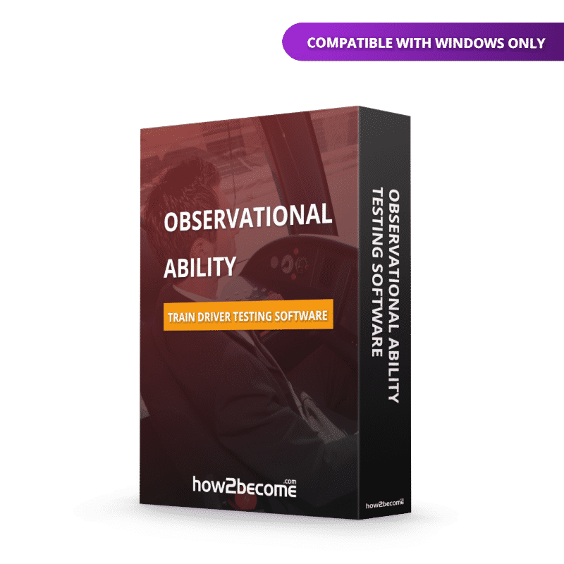 Observational Ability Testing Software
