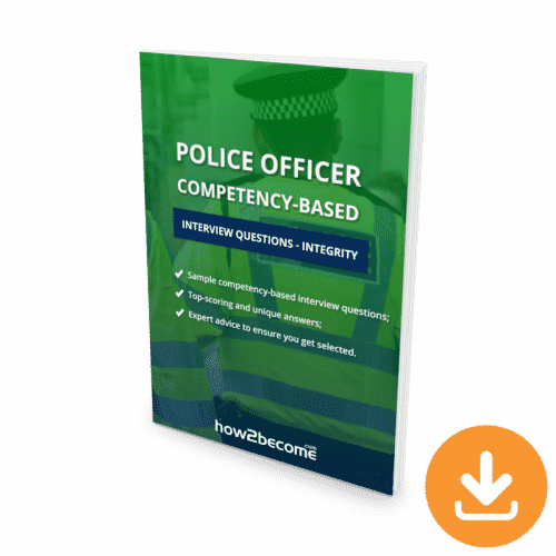 Police Officer Interview Questions Integrity
