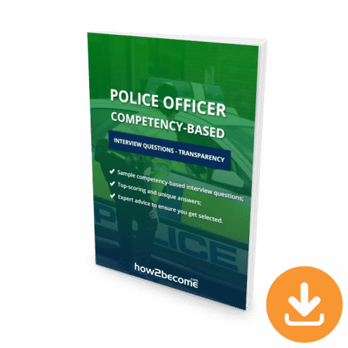 Police Officer Interview Questions Transparency