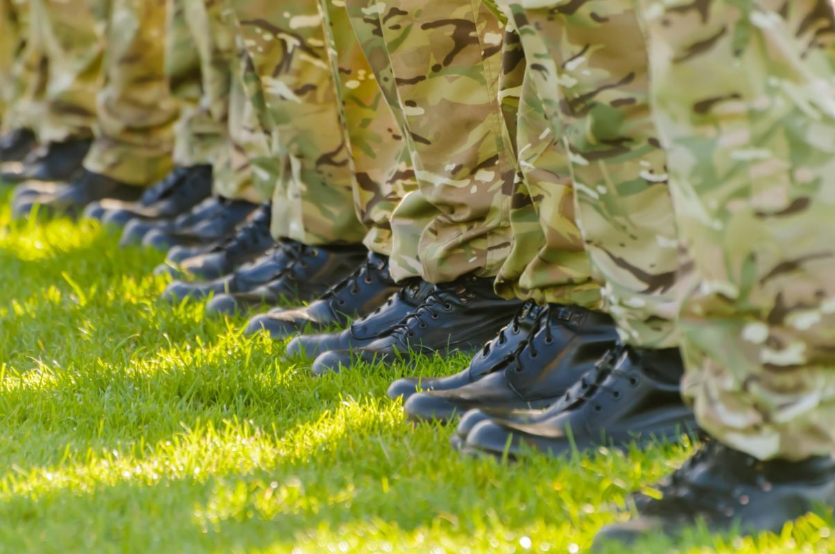 The Army Officer Selection Process