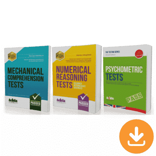 The Mechanical Comprehension Tests Gold Pack Download