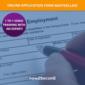 1 to 1 Expert Online Application Form Masterclass