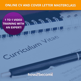1 to 1 Expert Online CV and Cover Letter Masterclass