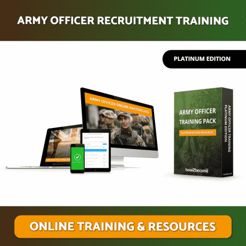 Army Officer Online Training Masterclass Platinum Edition