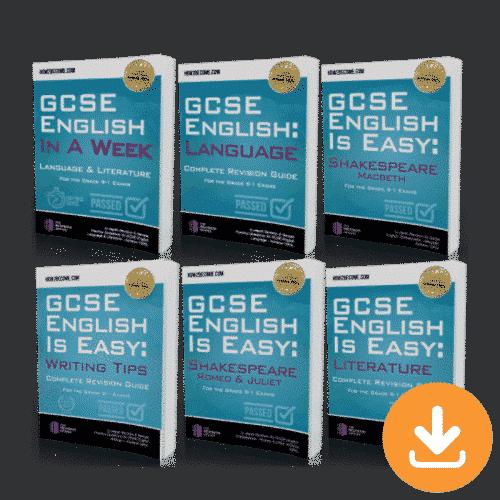 GCSE English Platinum Pack Download