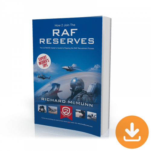 How to Join the RAF Reserves Download