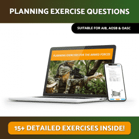 Planning Exercises for the Armed Forces Practice Resource How2Become