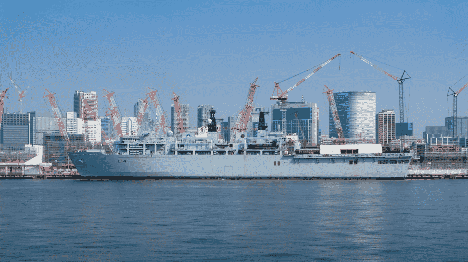 Royal Navy Interview Questions & Answers Based on Albion Class (Landing Platform Dock)
