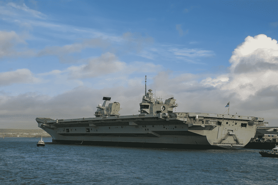 Royal Navy Interview Questions & Answers Based on Queen Elizabeth Class Aircraft Carrier